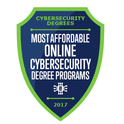 Most Affordable Online Cybersecurity degree programs