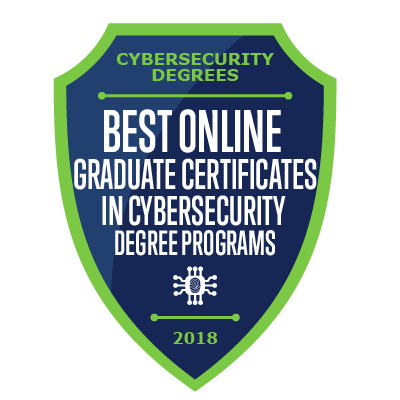 the 25 best online graduate certificates in cyber security and ...
